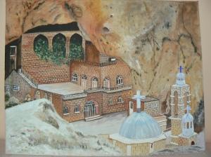 Maloula Damascus -Syria