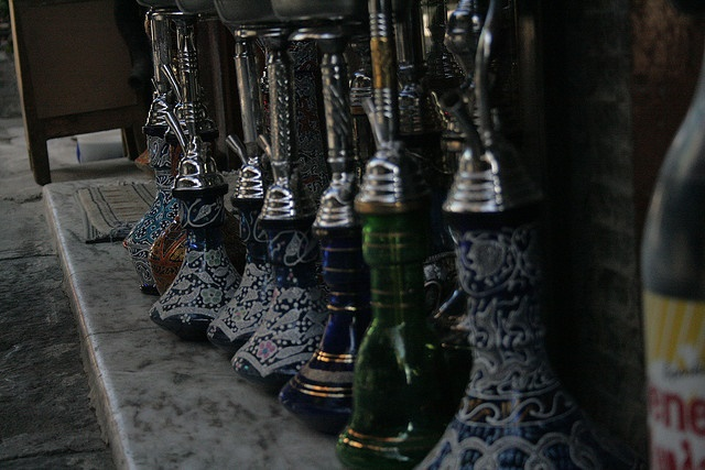 Damascus shisha by Jillian C York